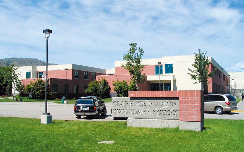クラレンスフルトン高校